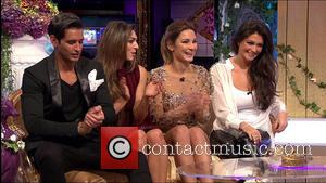 Casey Batchelor, Sam Faiers, Luisa Zissman and Ollie Locke
