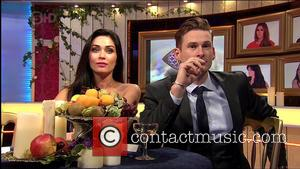 Lee Ryan and Jasmine Waltz