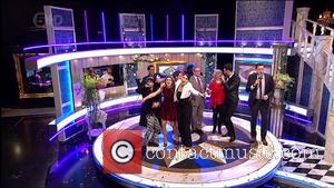 Rylan Clarke, Dappy, Costadinos Contostavlos, Lee Ryan and Emma Willis