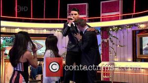 Rylan Clarke, Lee Ryan and Jasmine Waltz