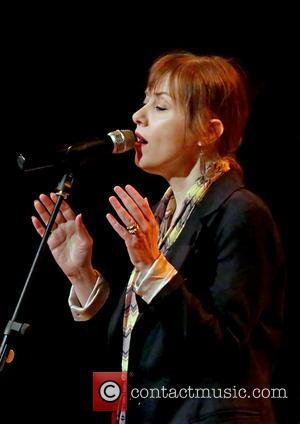 Suzanne Vega - Suzanne Vega performing live on stage at the Manchester Bridgewater Hall - Manchester, United Kingdom - Thursday...