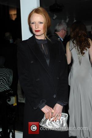 Olivia Inge - Amanda Wakeley Store Opening Party - Arrivals - London, United Kingdom - Thursday 30th January 2014