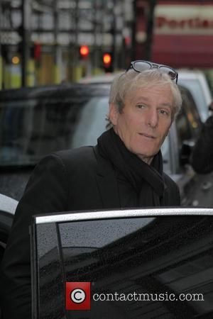 Michael Bolton - Celebrities at the BBC Radio 2 studios - London, United Kingdom - Thursday 30th January 2014