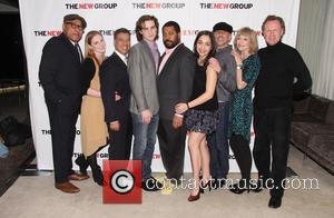 Keith Randolph Smith, Ella Dershowitz, David Anzuelo, Austin Cauldwell, Playwright Thomas Bradshaw, Dea Julien, Director Scott Elliott, Laura Esterman and Daniel Gerroll