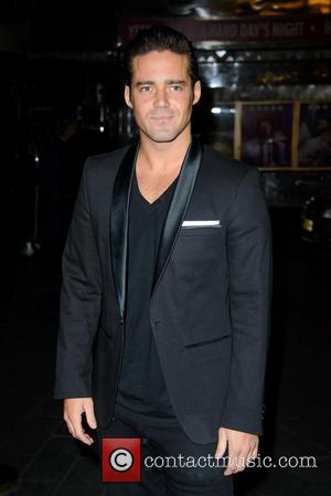 Spencer Matthews - Kate Moss photo exhibition at the Savoy - Arrivals - London, United Kingdom - Thursday 30th January...