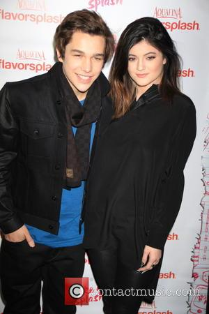 Kylie Jenner and Austin Mahone