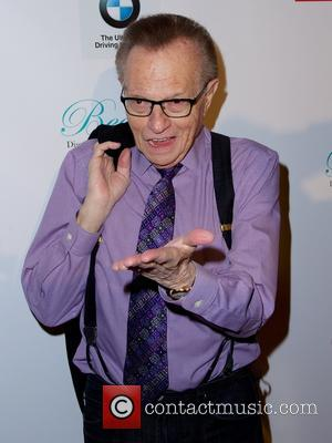 Larry King - The Friars Club Roast honoring Boomer Esiason at The Waldorf Astoria in New York City - New...