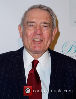 Dan Rather - The Friars Club Roast honoring Boomer Esiason at The Waldorf Astoria in New York City - New...