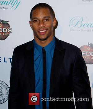 Victor Cruz - The Friars Club Roast honoring Boomer Esiason at The Waldorf Astoria in New York City - New...