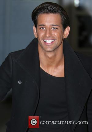 Ollie Locke - Ollie Locke outside ITV Studios - London, United Kingdom - Friday 31st January 2014