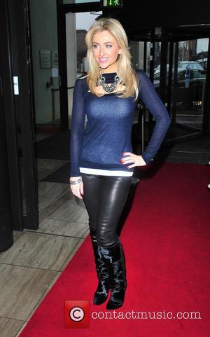 Gemma Merna - Patsy Kensit host a Q&A lunch at the Hilton - Arrivals - Liverpool, United Kingdom - Friday...
