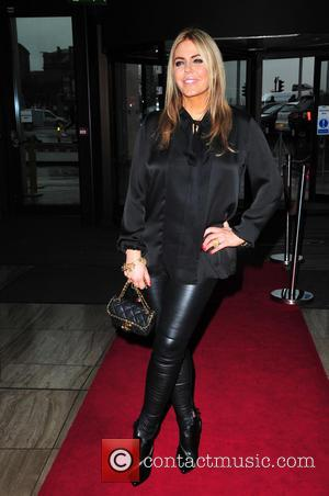 Patsy Kensit - Patsy Kensit host a Q&A lunch at the Hilton - Arrivals - Liverpool, United Kingdom - Friday...