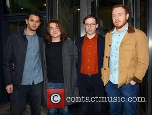 Bombay Bicycle Club Score First Number One U.k. Album