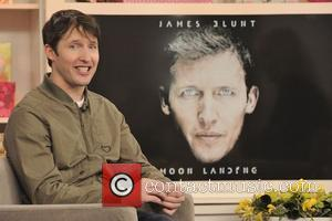 James Blunt - James Blunt appears on CTV's The Marilyn Denis Show promoting his latest single