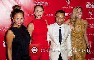 Chrissy Teigen, John Legend, Stacy Keibler and And Petra Nemcova
