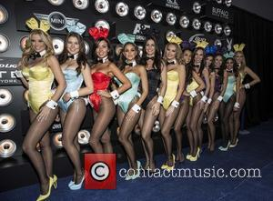 Playboy Bunnies - Playboy continues it's 60th birthday during Super Bowl weekend with the Playboy party held at the Bud...