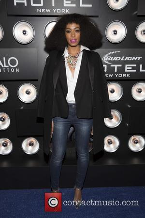 Solange Knowles - ***Special Live Performance by Nelly and Friends*** - New York, New York, United States - Saturday 1st...