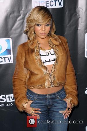 Ashanti - DirecTV Super Saturday Night - Red Carpet Arrivals - Manhattan, New York, United States - Saturday 1st February...