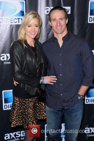 Brittany Brees and Drew Brees