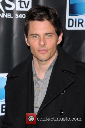 James Marsden - DirecTV Super Saturday Night - Red Carpet Arrivals - Manhattan, New York, United States - Saturday 1st...