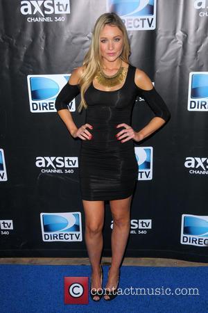 Katrina Bowden - DirecTV Super Saturday Night - Red Carpet Arrivals - Manhattan, New York, United States - Saturday 1st...