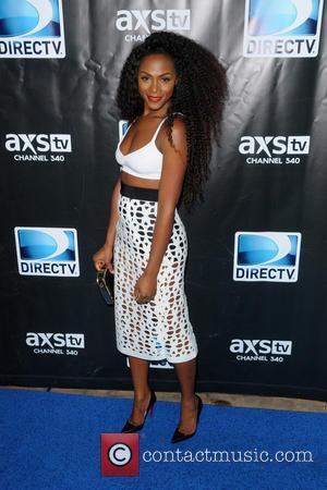 Tika Sumpter - DirecTV Super Saturday Night - Red Carpet Arrivals - Manhattan, New York, United States - Saturday 1st...