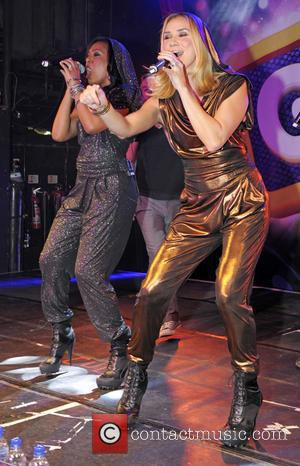 Jessica Taylor, Kelli Young and Liberty X
