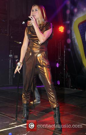 Jessica Taylor and Liberty X - Liberty X perform live at G-A-Y - London, United Kingdom - Saturday 1st February...