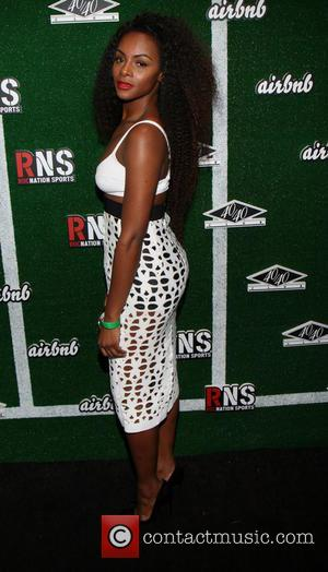 Tika Sumpter - Airbnb and Roc Nation sports celebration at 40/40 Club - New York, United States - Saturday 1st...