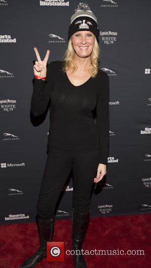 Sandra Lee - Sports Illustrated Super Bowl Party sponsored by Jaguar, Captain Morgan Rum and Delta Airlines - Arrivals -...