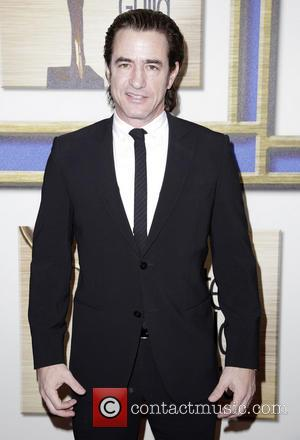Dermot Mulroney - 66th Annual Writer's Guild Awards Los Angeles Ceremony at JW Marriott - Arrivals - Los Angeles, California,...