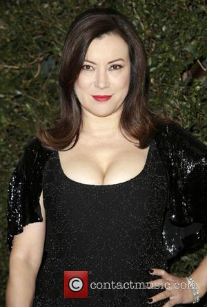 Jennifer Tilly - 66th Annual Writer's Guild Awards Los Angeles Ceremony at JW Marriott - Arrivals - Los Angeles, California,...