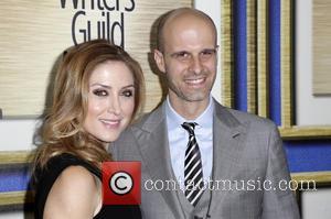 Sasha Alexander and Edoardo Ponti
