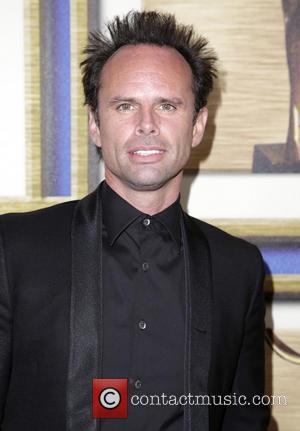 Walton Goggins - 66th Annual Writer's Guild Awards Los Angeles Ceremony at JW Marriott - Arrivals - Los Angeles, California,...