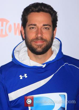 Zachary Levi - DirecTV's 8th Annual Celebrity Beach Bowl held at Pier 40 - Arrivals - New York City, New...