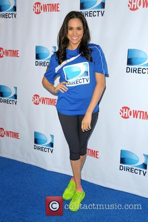 Meghan Markle - DirecTV's 8th Annual Celebrity Beach Bowl held at Pier 40 - Arrivals - New York City, New...