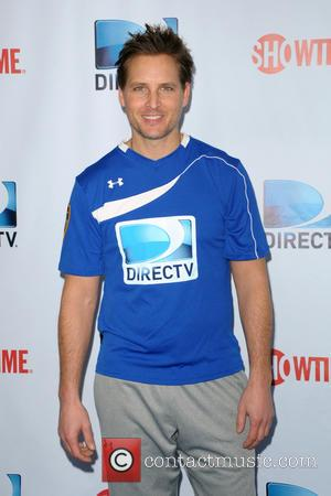 Peter Facinelli - DirecTV's 8th Annual Celebrity Beach Bowl held at Pier 40 - Arrivals - New York City, New...
