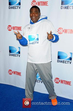 Tracy Morgan - DirecTV's 8th Annual Celebrity Beach Bowl held at Pier 40 - Arrivals - New York City, New...