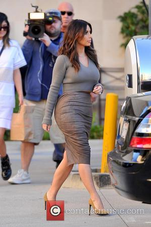 Kim Kardashian To Create Baby Clothing Collection