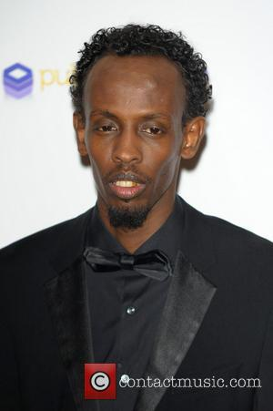 Barkhad Abdi - The London Critics' Circle Film Awards held at The May Fair Hotel - Arrivals - London, United...