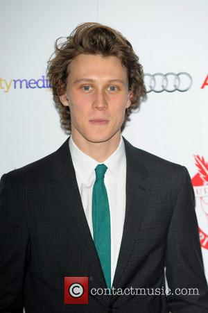 George Mackay - The London Critics' Circle Film Awards held at The May Fair Hotel - Arrivals - London, United...