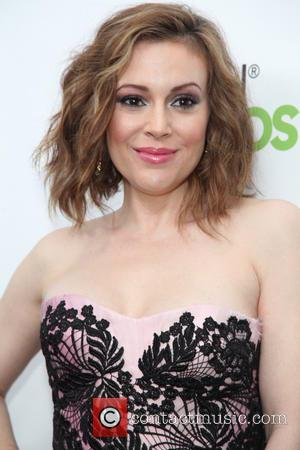 Alyssa Milano - Maxim Magazine's Big Game Weekend Presented By Talent Resources Sports Brings The Heat to Pro Football's Biggesst...