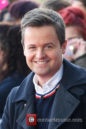 Declan Donnelly - Britain's Got Talent auditions - Arrivals - Birmingham, United Kingdom - Sunday 2nd February 2014