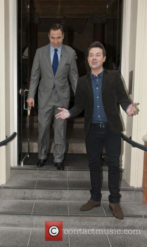 Stephen Mulhern and David Walliams