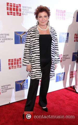 Kate Mulgrew - The 66th Annual Writer's Guild Awards, held at the Edison Ballroom - Arrivals. - New York, New...