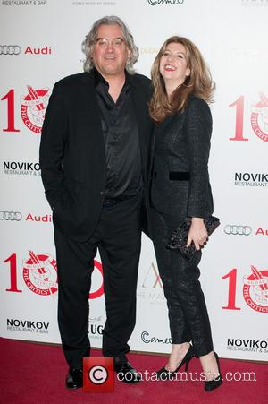 Paul Greengrass and Joanna Kaye