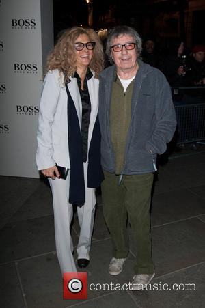 Bill Wyman and Suzanne Wyman - David Bailey: Bailey's Stardust - VIP private view held at the National Portrait Gallery...