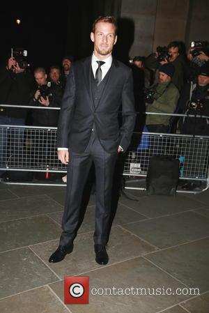 Jenson Button - David Bailey: Bailey's Stardust - VIP Private View -National Portrait Gallery - London, United Kingdom - Monday...