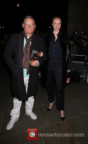 Giles Deacon - Bailey's Stardust - Exhibition of images by David Bailey supported by Hugo Boss at the National Portrait...