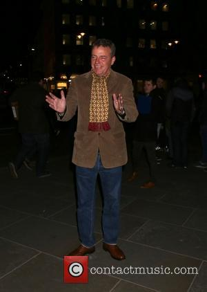Suggs - Bailey's Stardust - Exhibition of images by David Bailey supported by Hugo Boss at the National Portrait Gallery...